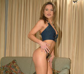 Jennifer London Spreads Her Ass And Poses 28