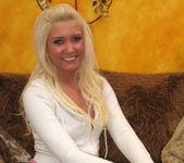 Cute Blond Foot-Jobber 2