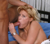 Megan D Double Penetration and Creampie 23