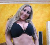 Eager Blonde MILF Savanah James 6