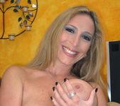 Eager Blonde MILF Savanah James 23