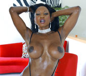 Diamond Jackson was Built for Taking a Big Black Cock 6