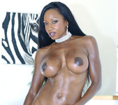 Diamond Jackson was Built for Taking a Big Black Cock 7