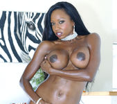 Diamond Jackson was Built for Taking a Big Black Cock 10