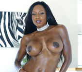 Diamond Jackson was Built for Taking a Big Black Cock 11