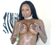 Diamond Jackson was Built for Taking a Big Black Cock 15