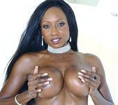 Diamond Jackson was Built for Taking a Big Black Cock 17