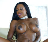 Diamond Jackson was Built for Taking a Big Black Cock 26