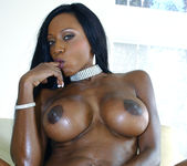 Diamond Jackson was Built for Taking a Big Black Cock 29