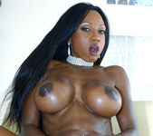 Diamond Jackson was Built for Taking a Big Black Cock 30