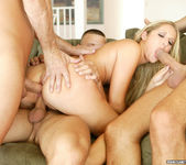 Gang Bang with Double Penetration for Chelsie Rae 11