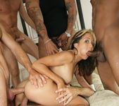 Keeani Lei - Group Sex with Double Penetration and Anal 18
