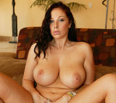 Hardcore Gang Bang with Brunette Gianna Michaels 19