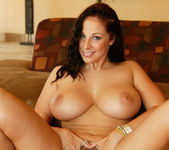Hardcore Gang Bang with Brunette Gianna Michaels 20