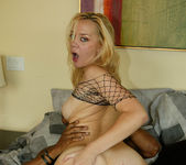 Interracial Anal with Annette Schwartz 14