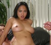 2 on 1 with Loni the Asian and Double Penetration 22