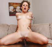 Hardcore Interracial with the Amazing Katie St. Ives 27