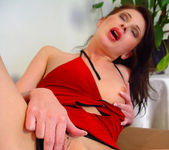 Joy Debonnett Brings Her Toys and Does Anal 11