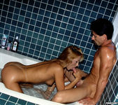 From the Bath to the Bed with Blonde Jill Kelly 5