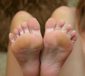 Denice K POV Blowjob and Foot Fetish 20