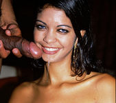 Loren the Hard Bodied Latina Takes a Big Dick 15