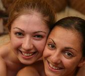 Brook Lynn and Mia Sahara - 18 to 21 POV Blowjob 10