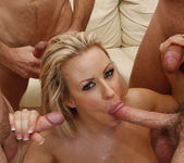 Blowjob Gang Bang and Group Sex with Carolyn Reese 28
