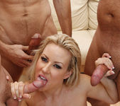 Blowjob Gang Bang and Group Sex with Carolyn Reese 29