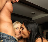 Anal with Julia Ann and Raylene 6