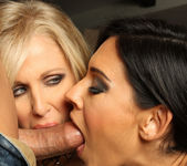 Anal with Julia Ann and Raylene 7