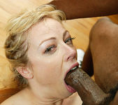 Adrianna Nicole Hungers for a Blowjob Gang Bang 15