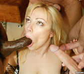 Adrianna Nicole Hungers for a Blowjob Gang Bang 18