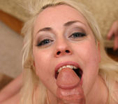 Lorelei Lee - Cute Blonde Gives a Blowjob - POV 15