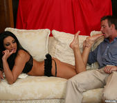 Audrey Bitoni Fucked by a Fellow Foot Fetishist 19