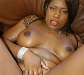 Ebony Beauties on Lex's Big Dick 9