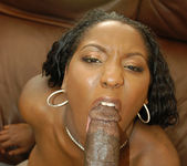 Ebony Beauties on Lex's Big Dick 19