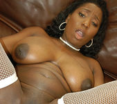 Ebony Beauties on Lex's Big Dick 22