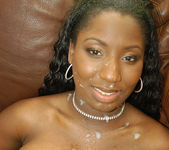 Ebony Beauties on Lex's Big Dick 30