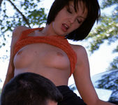 Bambi Dolce Gets Anal On a Picnic 15