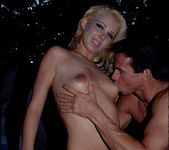 Kristy Plays Late - Hot Blonde Does Peter North 5