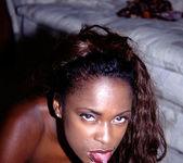 Midori - Beautiful Thin Ebony Lady Gets Frisky 20