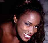 Midori - Beautiful Thin Ebony Lady Gets Frisky 21