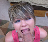 Claudia Downs is Down for Giving a Blowjob 21