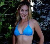 Christy Hayes's Horny, Rowdy Interracial Swim Date 2