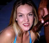 Christy Hayes's Horny, Rowdy Interracial Swim Date 20