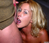 Zana - Blonde with Big Tits Puts Out and Does Anal 9