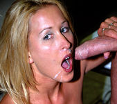Zana - Blonde with Big Tits Puts Out and Does Anal 19