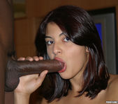 Juliana - Hot Latina Does Interracial 22