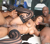 Ebony Compilation - Anal and Double Penetration 14