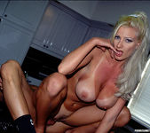 Brittany Andrews - Blonde MILF with Big Tits Gets Fucked 14